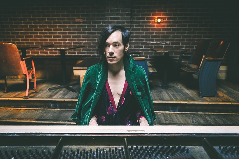 Of Montreal plays UTOPIAfest's Arrowhead Stage at 9:30pm on Saturday, September 5 - COURTESY