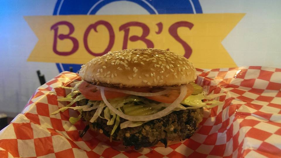 Eat Big Bob's Burgers while watching Bob's Burgers on National Cheeseburger Day. - FACEBOOK/BIG BOB'S BURGERS