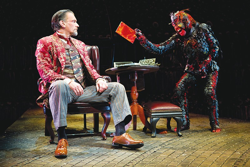 A stage adaptation of The Screwtape Letters happens on October 10.