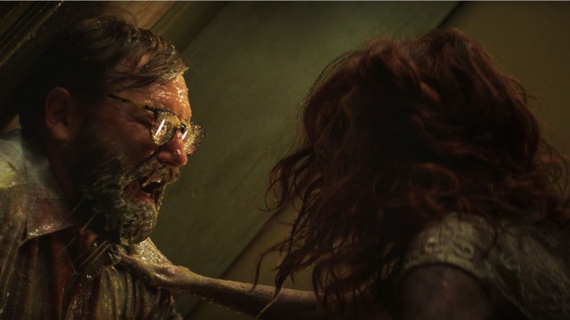 """One of the best horror anthologies released in years, """"The Mortuary Collection,"""" is now available exclusively to Shudder subscribers. - SHUDDER"""