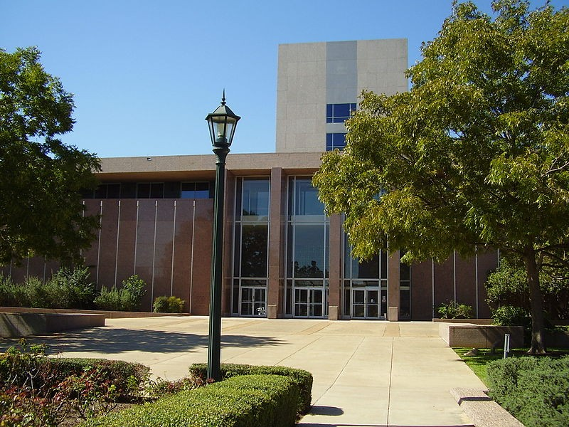 The Texas Supreme Court building in Austin - WIKIMEDIA COMMONS / WHISPERTOME