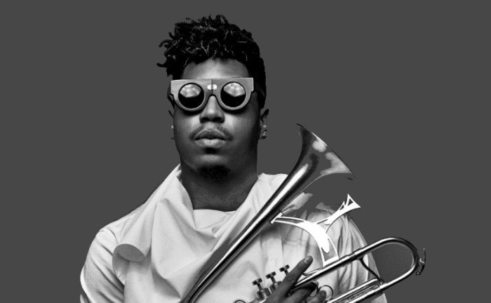 32-year-old trumpeter Christian Scott - COURTESY