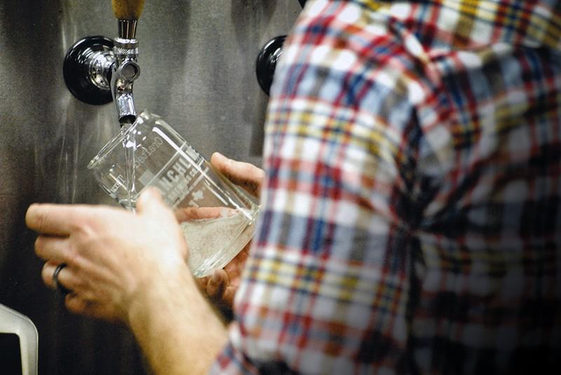SA brewers hope to change Texas' liquor laws, but they're divided on how to do it. - COURTESY