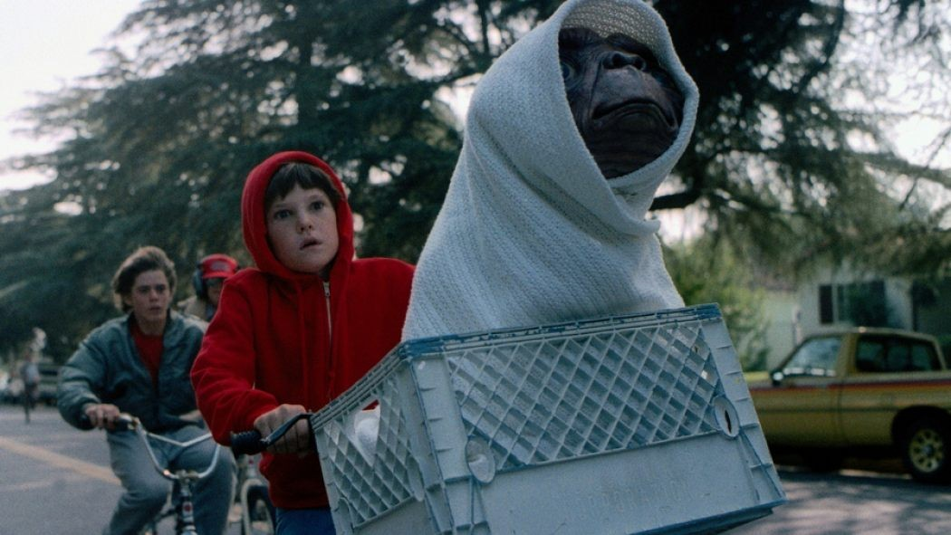 E.T. The Extra Terrestrial - COURTESY