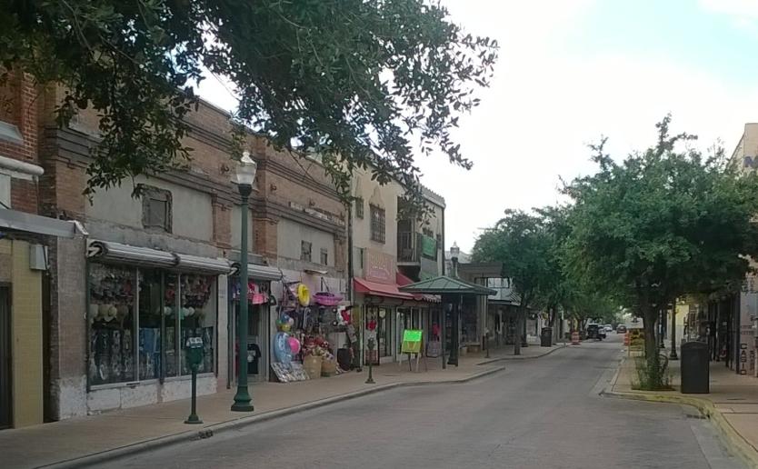 Downtown Laredo TX