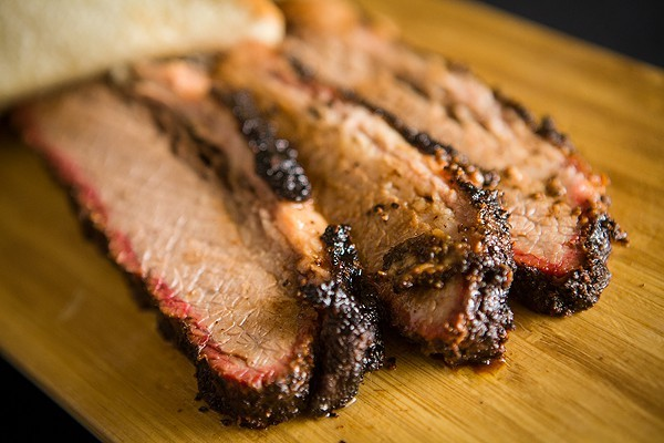 Grilled and smoked meats are coming back to Sunset Station. - DAN PAYTON