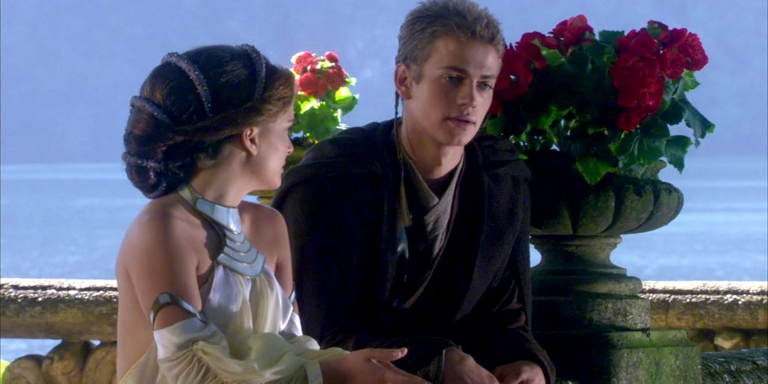Anakin Skywalker admits he doesn't like sand. It was truly a character-defining moment. - COURTESY