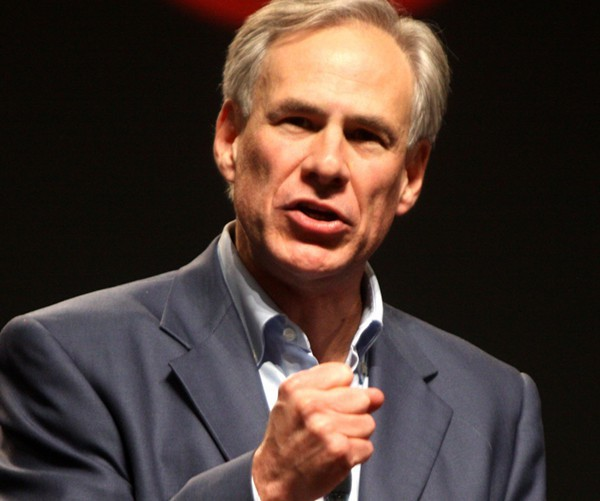 Gov. Greg Abbott may not have the authority to block Syrian refugees from entering Texas. - WIKIMEDIA COMMONS