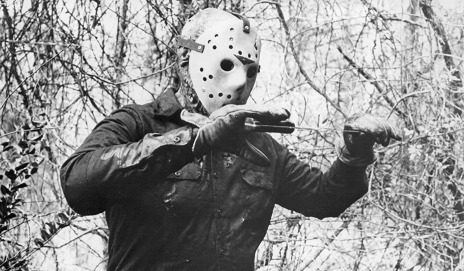 CJ Graham donned the hockey mask for Friday the 13th Part VI: Jason Lives. - PARAMOUNT PICTURES