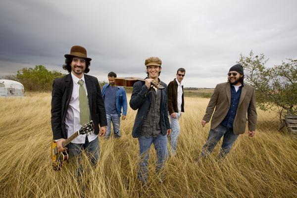 The Band of Heathens - COURTESY