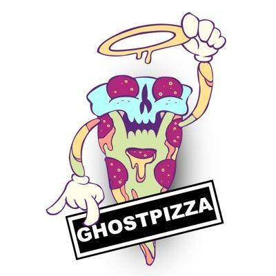Ghostpizza logo - TWITTER.COM