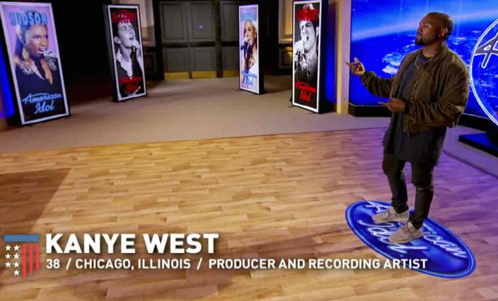 Kanye who? - VIA E! NEWS