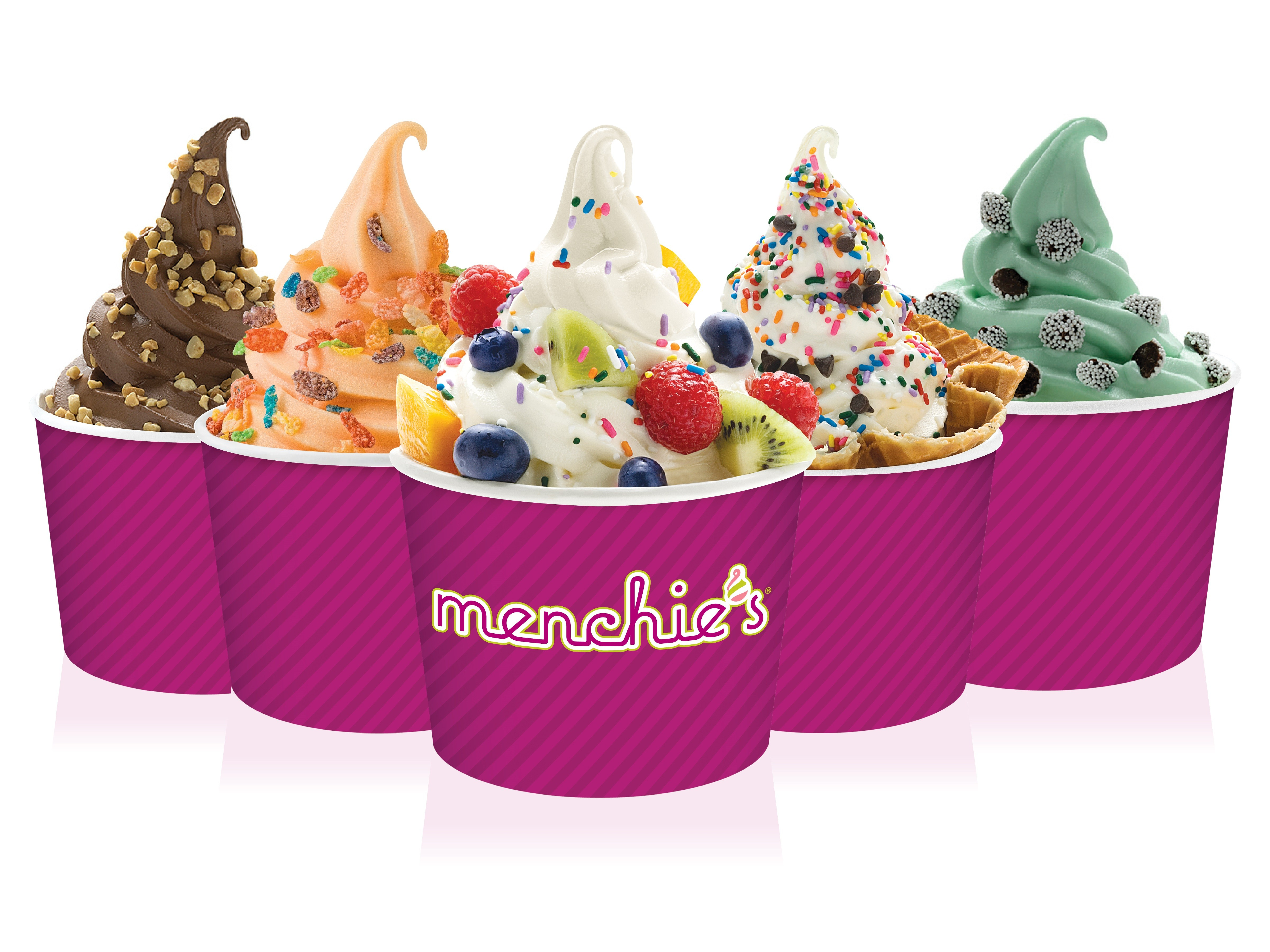 menchies frozen yogurt to offer free froyo on february 1