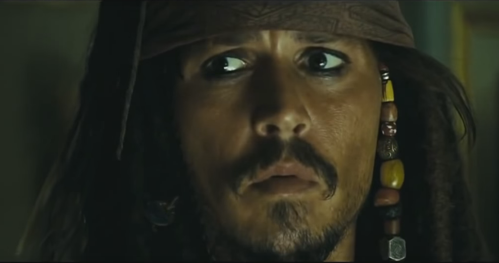 Johnny Depp returns as Capt. Jack Sparrow for the fifth episode of the Pirate tale - VIA YOUTUBE