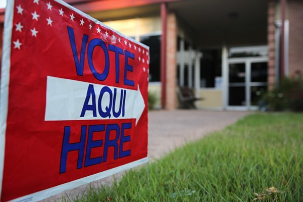 The deadline to register to vote in Texas' March 1 primaries is today. - FLICKR CREATIVE COMMONS