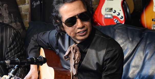 Alejandro Escovedo - COURTESY