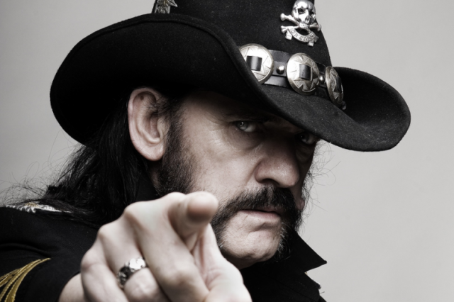 Lemmy - COURTESY