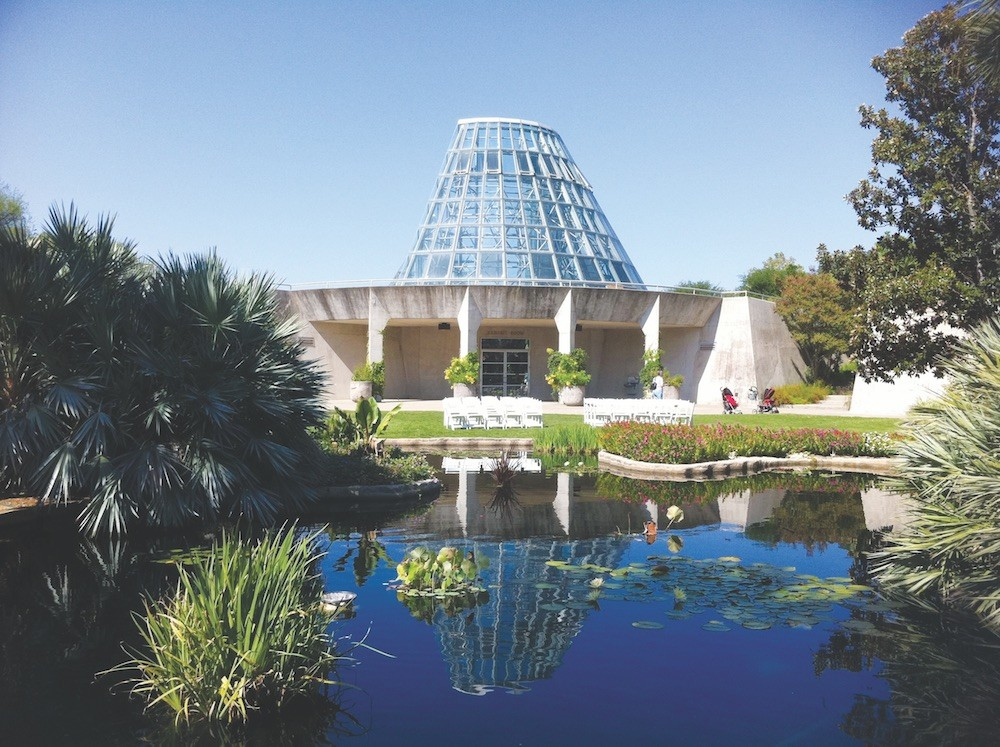 Get zen at the san antonio botanical garden city guide san antonio current for Japanese botanical garden san antonio