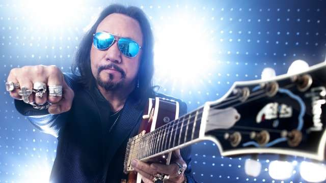 Ace Frehley - COURTESY