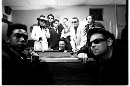 New York City's ska icons The Toasters, who will headline SOUTHxSouthtown Saturday, March 26. - COURTESY