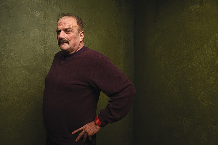 """Jake """"The Snake"""" Roberts is sober and coming to San Antonio."""