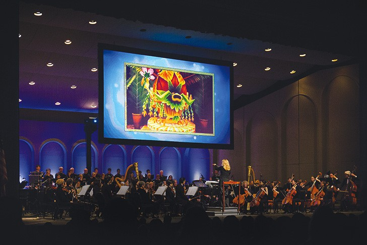 The 66-piece orchestra re-animating Zelda