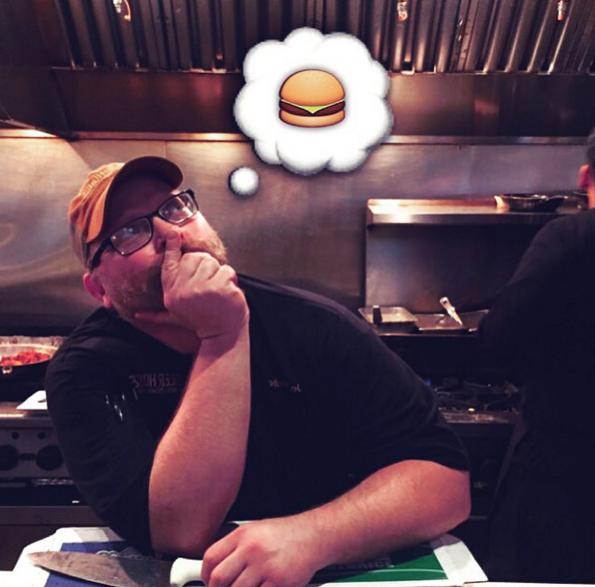 Chef Jeff White - INSTAGRAM/BOILERHOUSESA