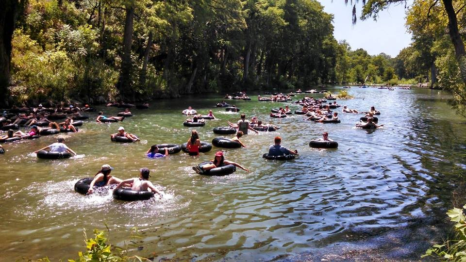 Image result for tubing the guadalupe