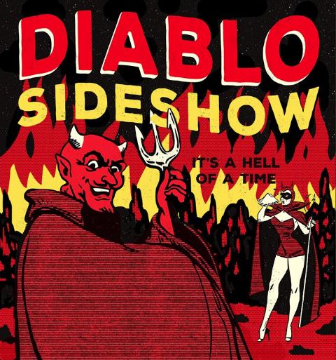 FACEBOOK, DIABLO SIDESHOW