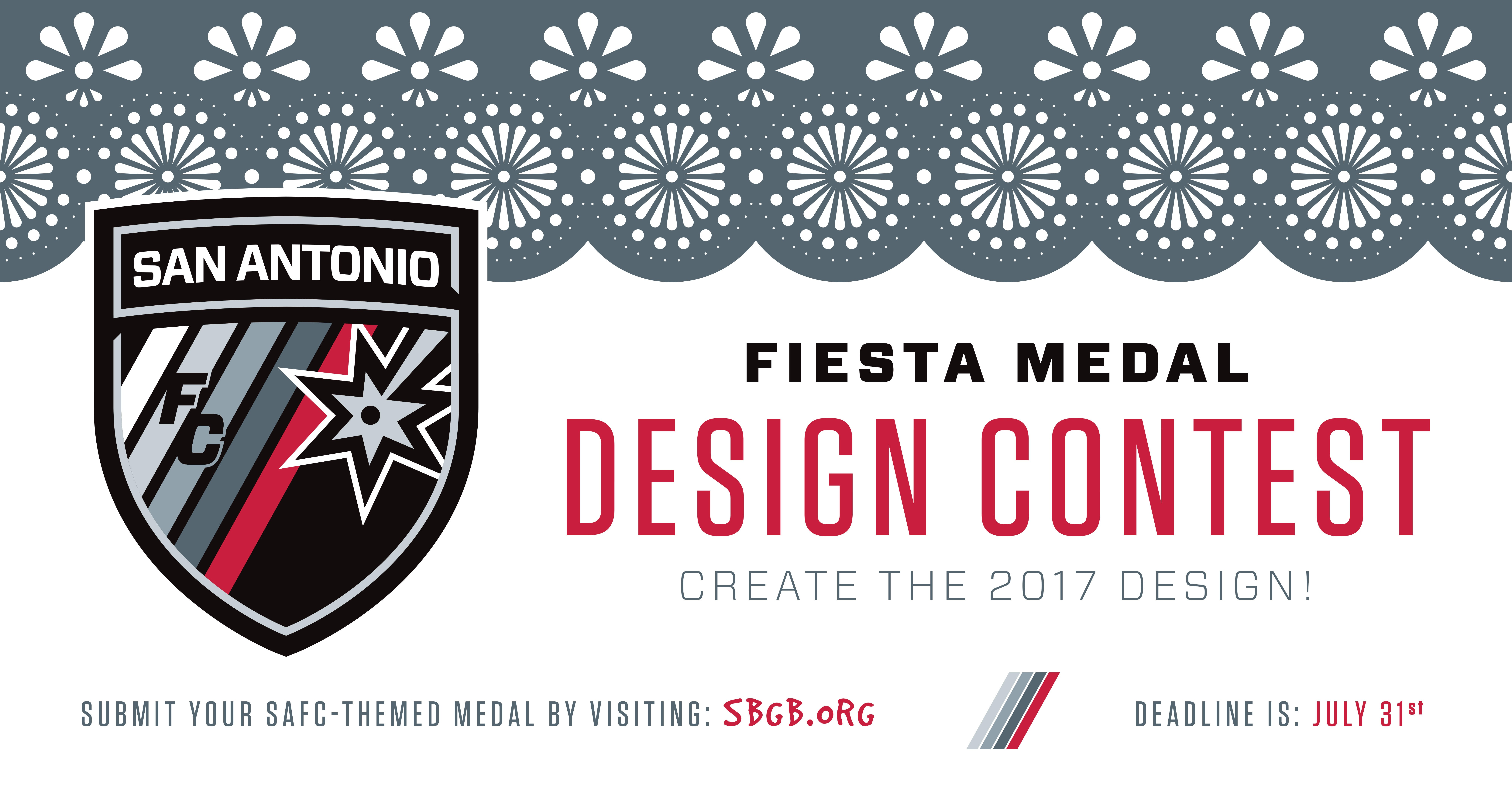 San Antonio Fc To Host Fiesta Medal Design Contest The Daily