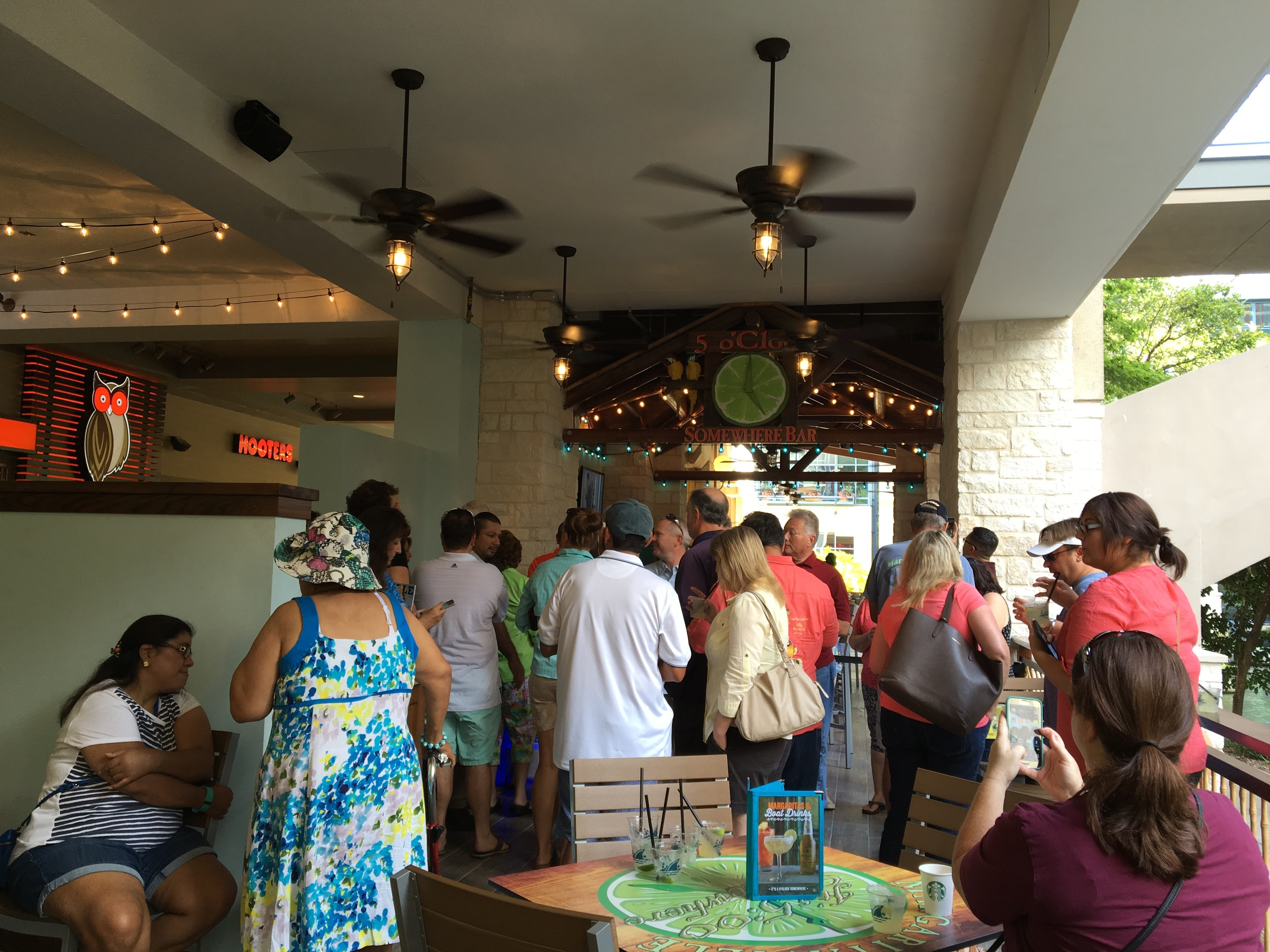 First Impressions Margaritaville San Antonio S Grand