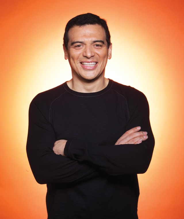 Carlos Mencia - Not For The Easily Offended