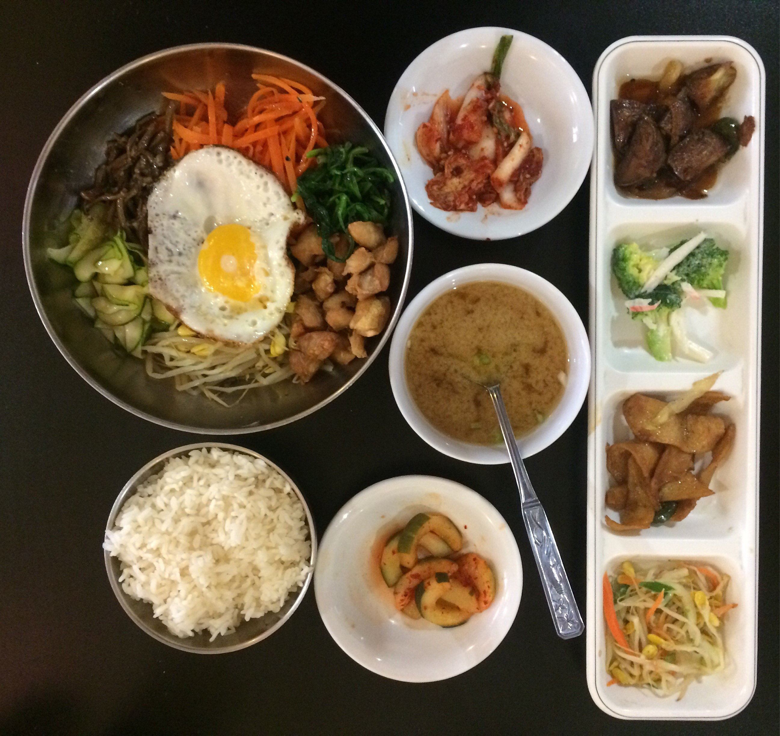 Lunchtime Snob: Bachan Is a Must at Seoul Garden | Flavor