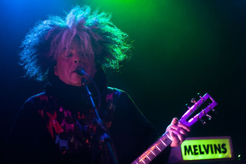 Melvins - Live At Slim's