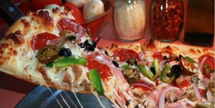 PHOTO VIA FACEBOOK, ALAMO PIZZA