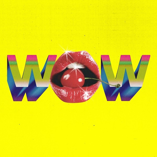 "Cover art for the lead single ""Wow,"" from Beck's as-of-yet untitled forthcoming album"