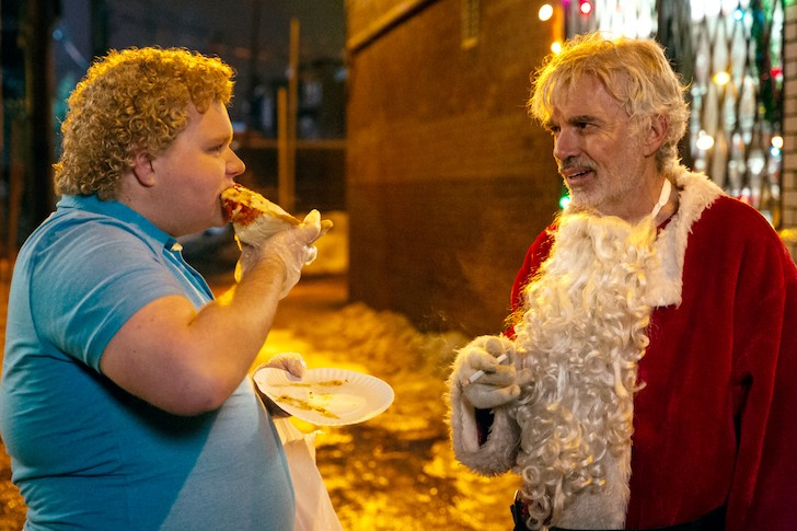 Unlike The First Movie Bad Santa 2 Is A Miserable Vulgar Slog