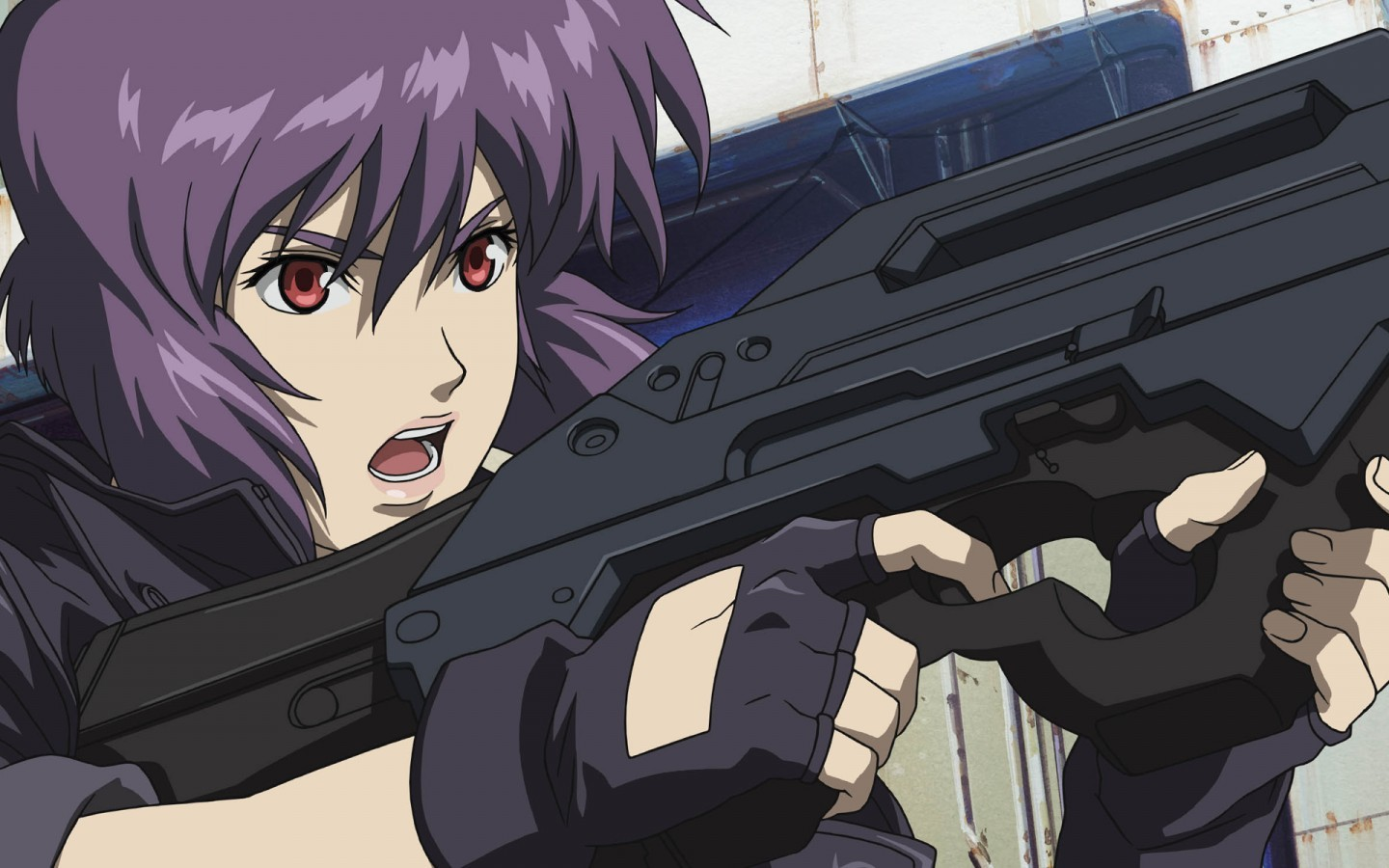 Ghost In The Shell Returns To Theaters Film Tv San Antonio