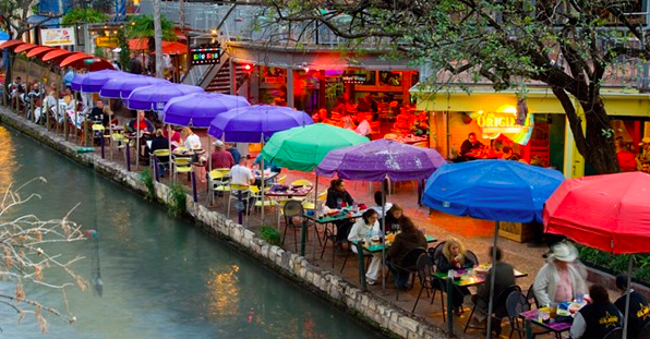 Texas cities such as San Antonio that rely heavily on tourism dollars would be hit especially hard, the study's author warns. - SHUTTERSTOCK