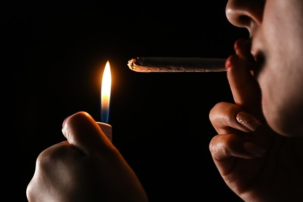 A new survey suggests some voters would rather that lawmakers be open about whether they've smoked out. - SHUTTERSTOCK