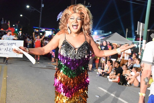 San Antonio's annual PRIDE Bigger Than Texas parade will be online this year, but there's plenty of in-person events to check out, too. - JULIÁN P. LEDEZMA