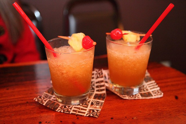 Celebrate Mai Tai Day at Landry's with Boozy Combo | Flavor