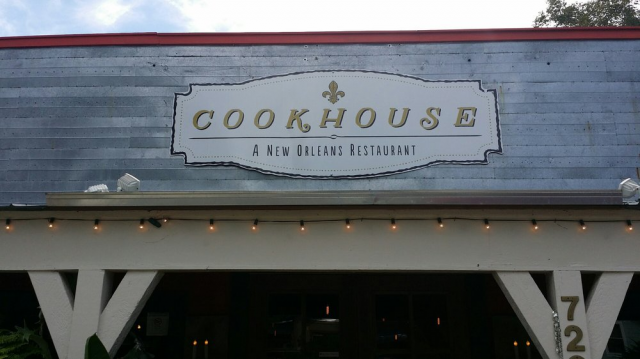 FACEBOOK/THE COOKHOUSE