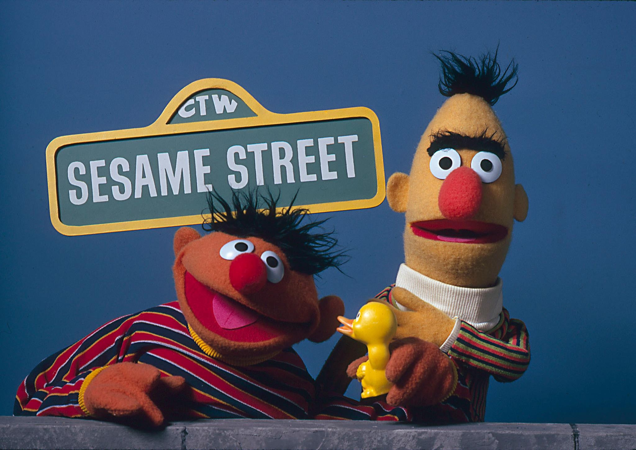 Sesame Street Did the Most Delightful