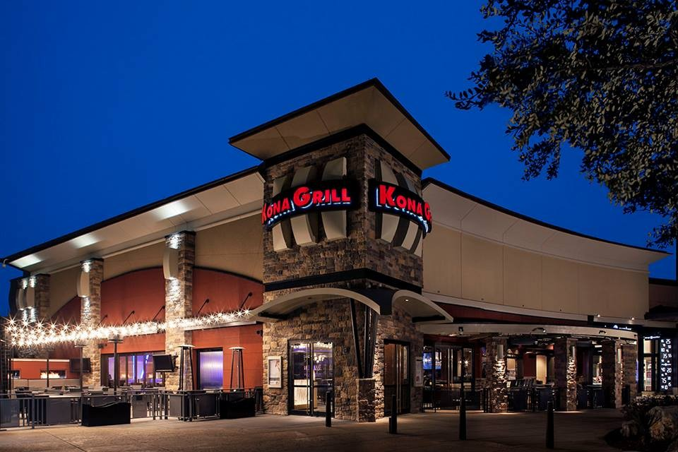 Kona Grill At La Cantera Is Closed For