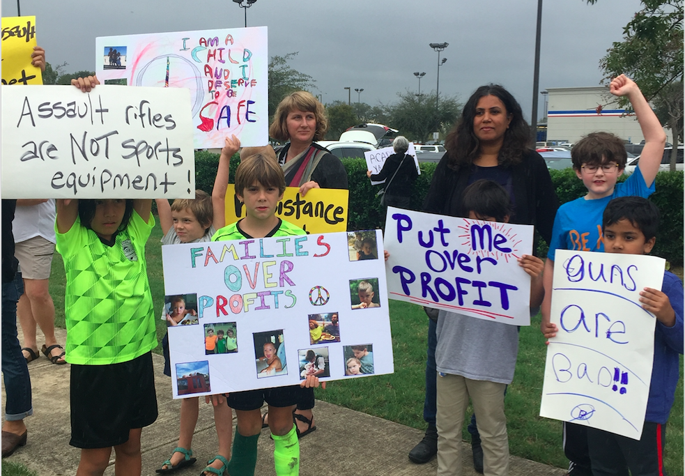 San Antonians Want Academy Sports to Stop Selling Semi