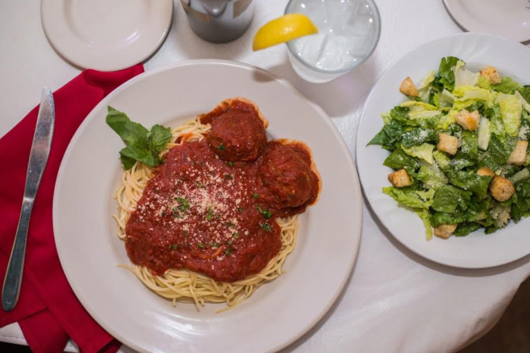PHOTO COURTESY OF LITTLE ITALY RESTAURANT & PIZZERIA