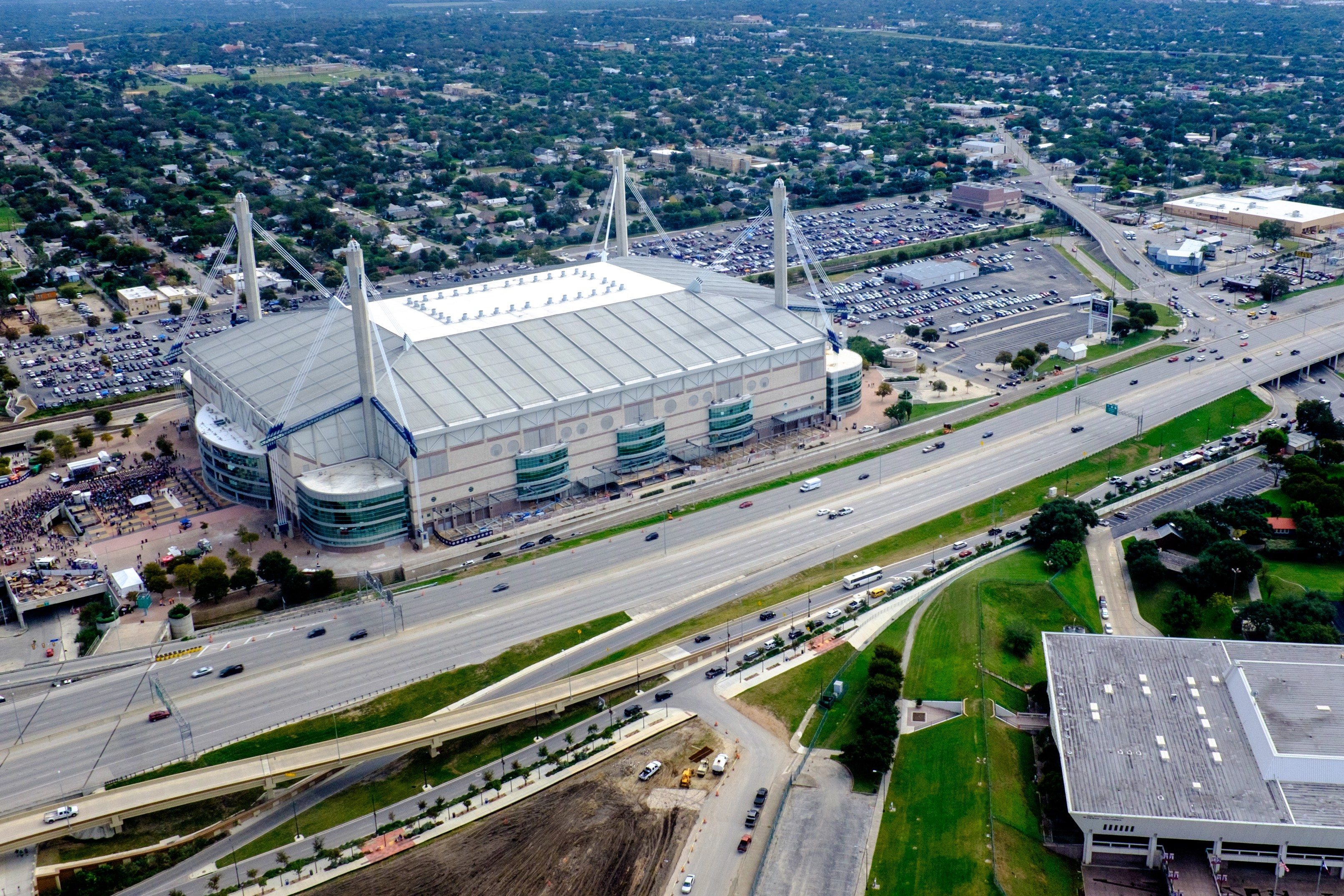 The Alamodome Is The Ugliest Building In Texas According