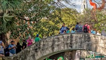 Paseo del Rio Turns Green for St. Patrick's Day River Parade This Saturday