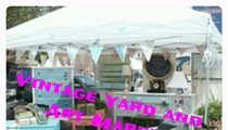 Vintage Yard & Art Market